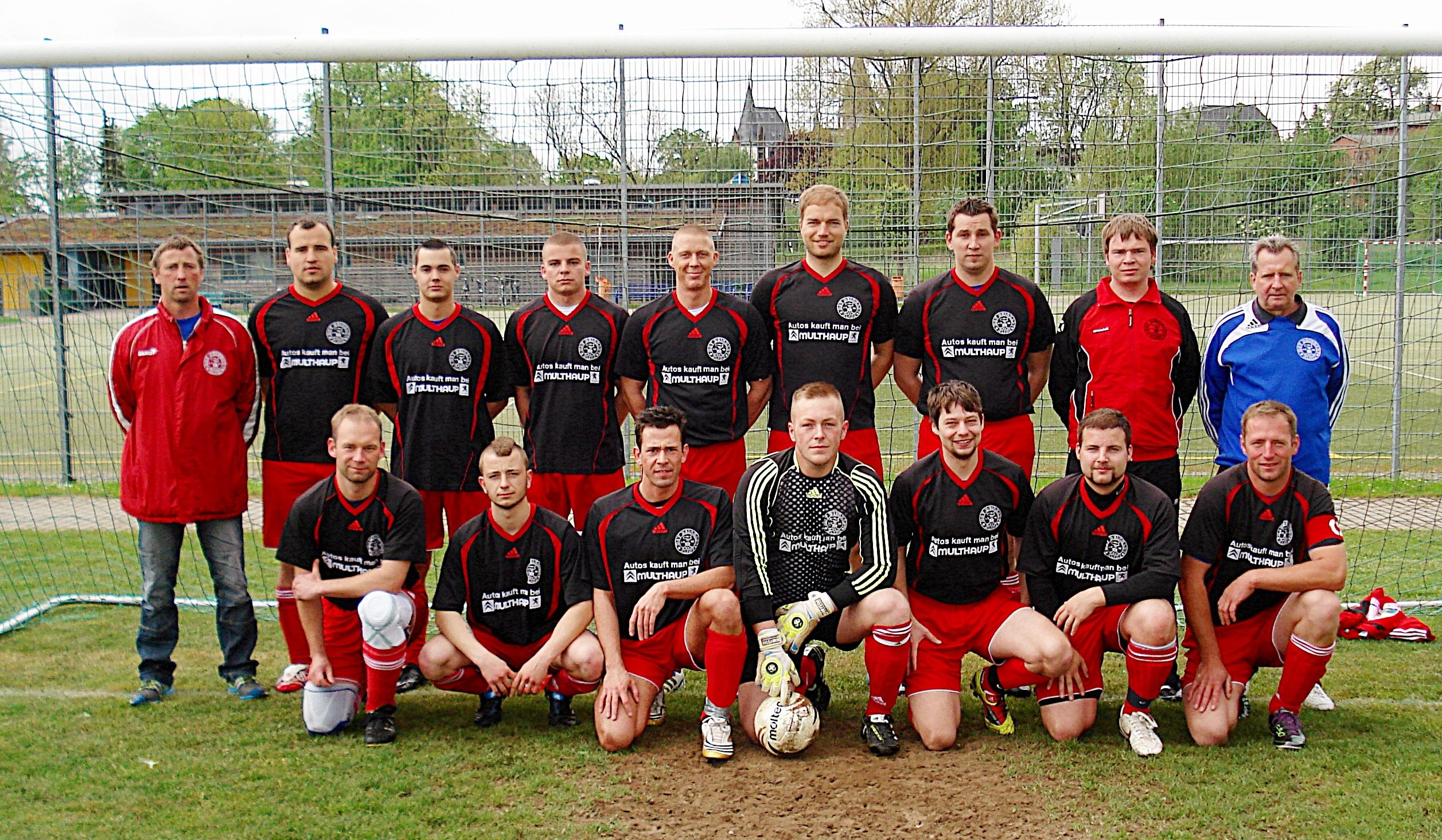 2.Männer- Saison 2011/2012